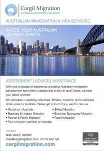 Cargil Migration services