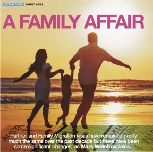 Partner visas & Parent visas