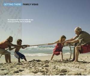 Partner visas, Parent visas