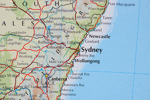 New South Wales Australian Registered Migration Agent in the UK